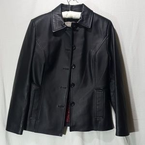 EUC Leather jacket